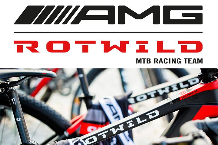 The AMG Rotwild MTB Racing Team