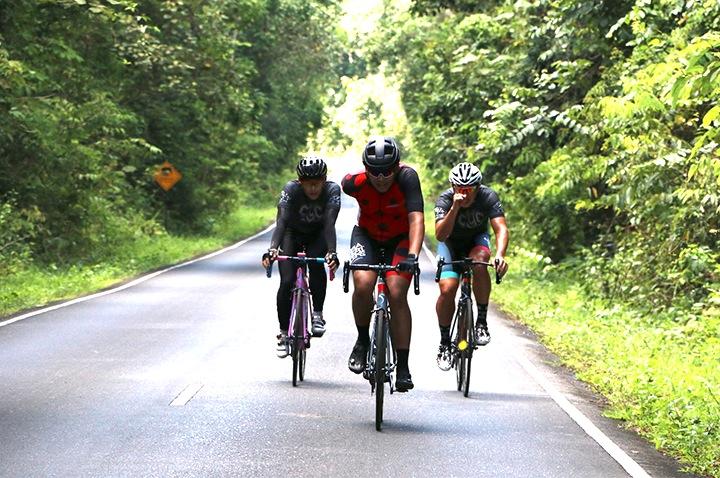 1st Trip CYCAM & DMR (Dramatical Riders) ay Kao-Yai,National Park,Thailand