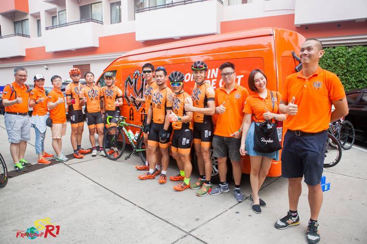 CYCAM 單車隊- TOF R1 2016 比賽之精華片段,由 Erik Chan 提供