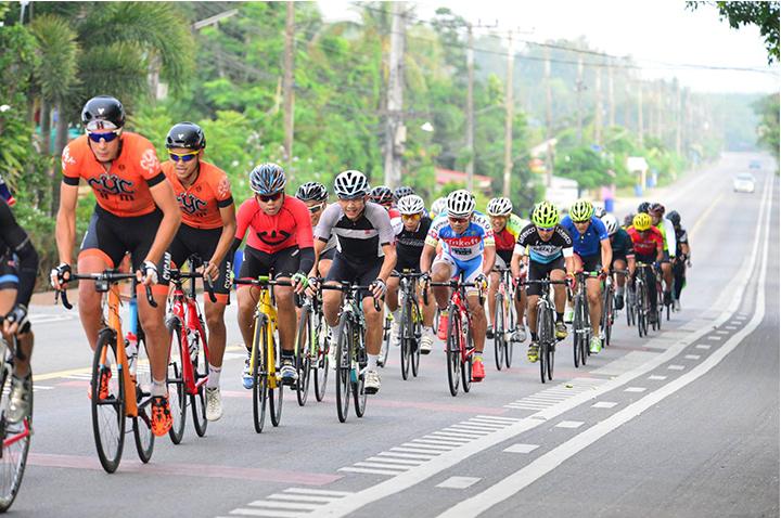 CYCAM Bike จัดทริปพิเศษ ปั่นเที่ยวเมืองระยอง กับ ณอง ลู (Jean Lou Piaani)