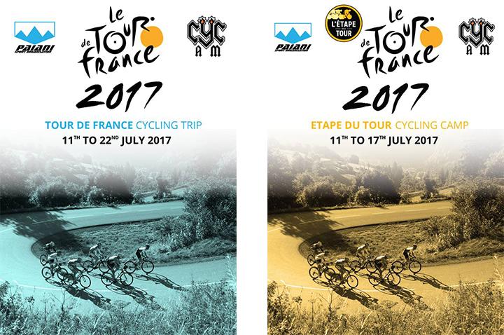 +++CYCAM Trip : Tour de France & Etape du Tour 2017+++